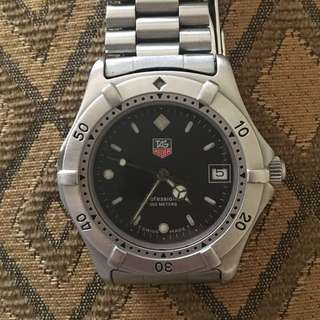 REPRICED: Tag Heuer 2000 Professional