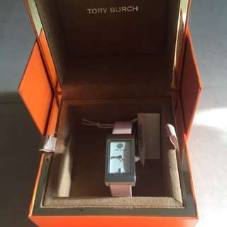 Tory Burch- The Buddy Signature stainless steel watch