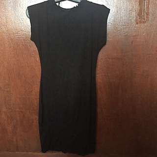 Balck Sleeveless Dress