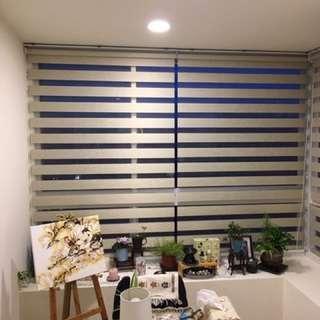 各式窗簾、壁紙、地磚