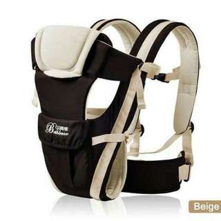 2-30 Months Breathable Multifunctional Front Facing Baby Carrier