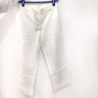 【全新】不規則休閒長褲