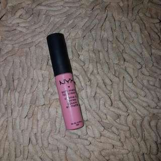 "NYX Matte Lip Cream ""Istanbul"""
