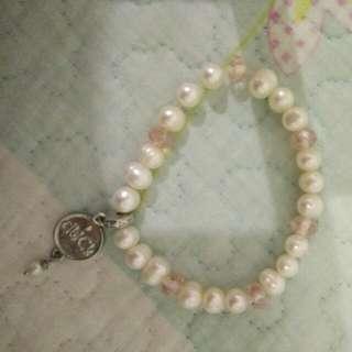 Duck Bowerhaus Bracelet Pearls