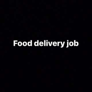 Part Time Delivery Job