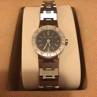 Bulgari Watch (Similar Longines Cartier Rolex Chanel Hermes)