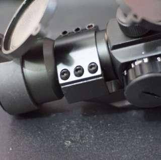 紅綠燈瞄準鏡 全新 wargame