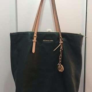 Authentic MK Tote Bag