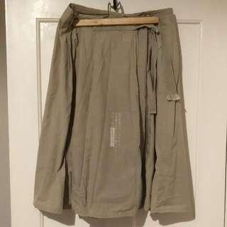Michiko Koshino Cotton Skirt