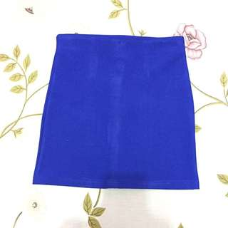 Pencil Skirt (zipper On The Back)