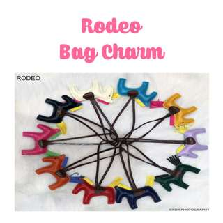 Rodeo Bag Charm