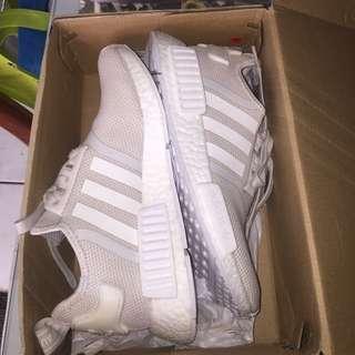 Adidas Cream NMD's