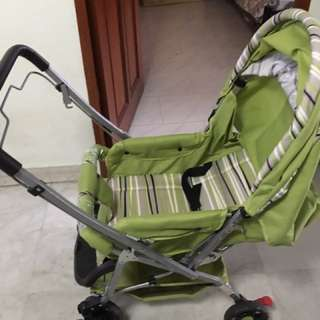 Baby Stroller In Excellent Condition