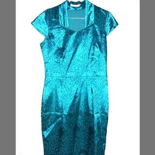 Accent Blue Tosca Dress