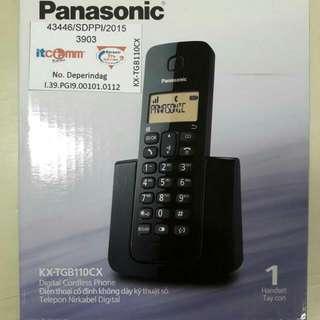 Panasonic Digital Cordless Phone (Wireless)