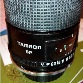 Tamron 騰龍 90微距鏡頭 52BB (Nikon 接環)