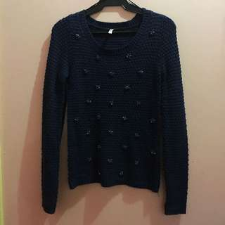 Astradivarius Knitted Top