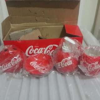 可口可樂 盥洗用具組