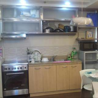 Condo For Rent Near St. Lukes Qc And Trinity University Of Asia