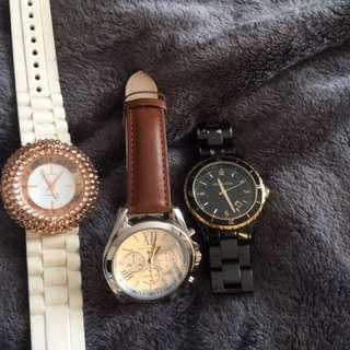 Watches / Bracelets