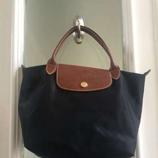 Longchamps Small Black
