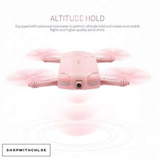 Portable Size Drone With 720p Camera WIFI