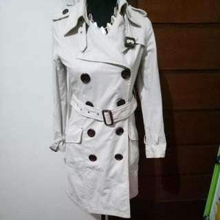 Burberrry Inspired Coat