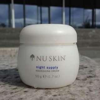 Night Supply Nourishing Cream - Krim Malam Utk Kekenyalan Kulit