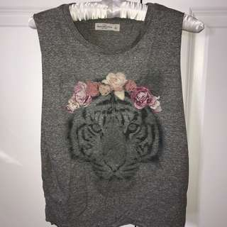 REDUCED Abercrombie & Fitch tank