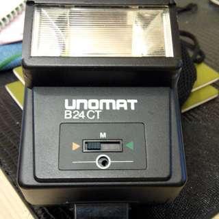 Unomate B24CT 輕便閃光燈