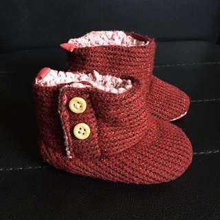 Mothercare Booties