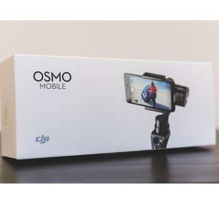 DJI OSMO MOBILE (ALMOST NEW)
