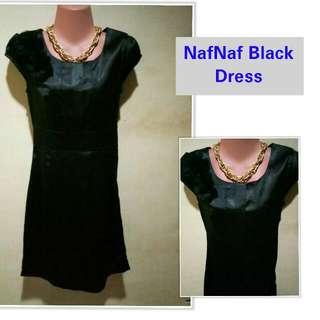 Black Nafnaf Dress
