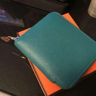 Hermes Silk In Wallet Like Brand New