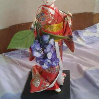 Japanese Doll (for display)