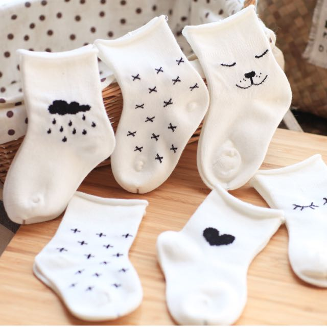新生兒幼兒嬰兒寶寶襪