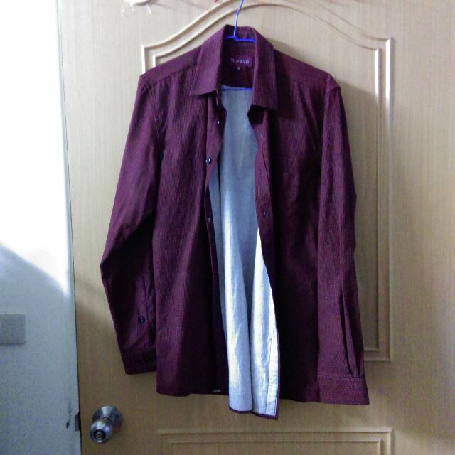 男版長襯衫 #兩百元襯衫