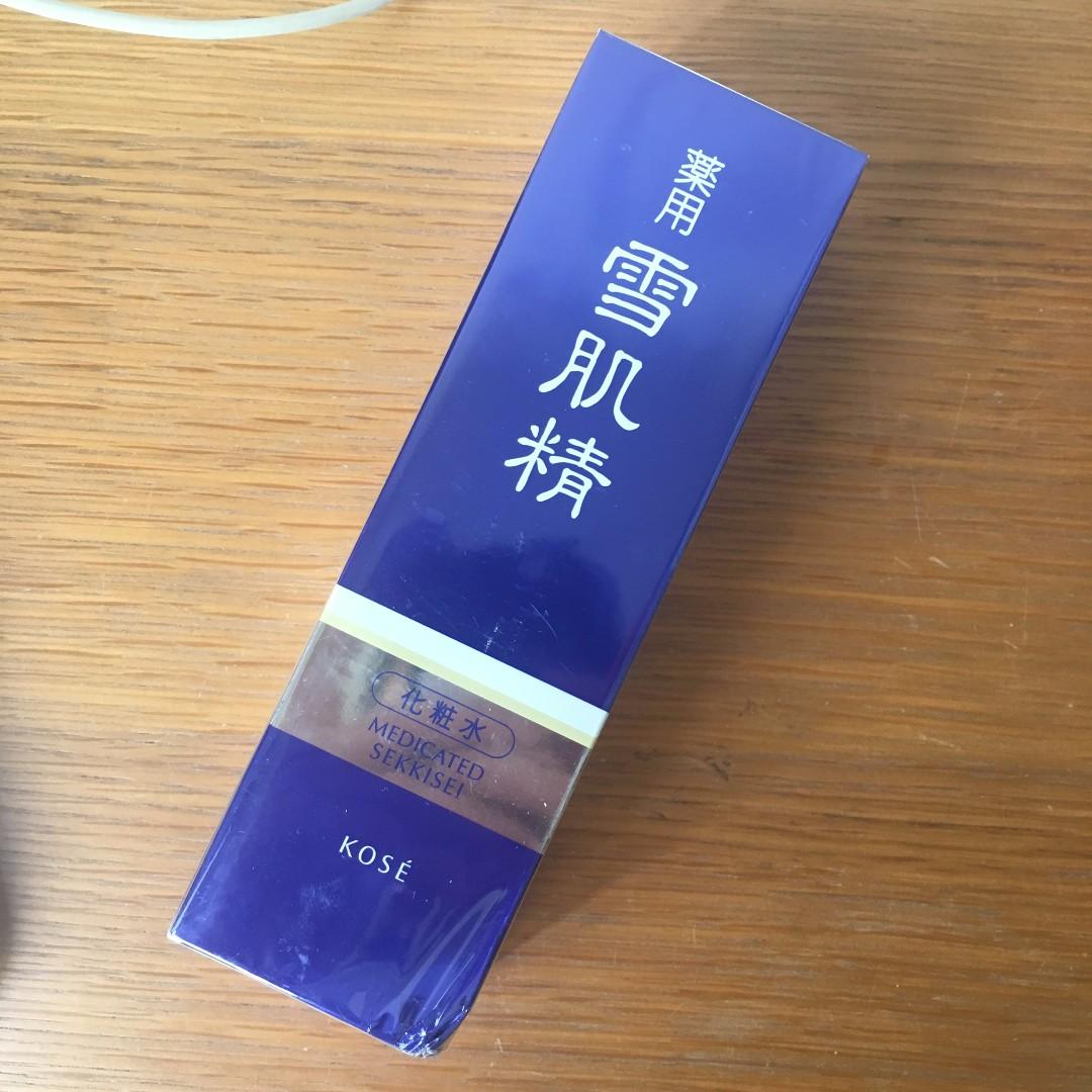 雪肌精 化妝水 KOSE 200ml