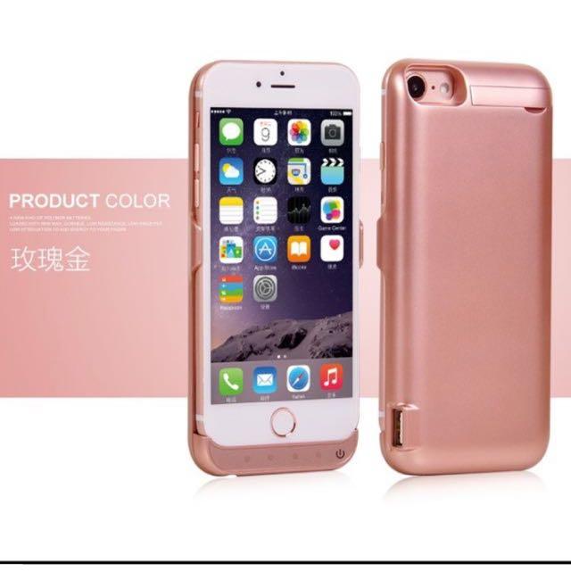 (大降價!)蘋果手機充電殼 Iphone