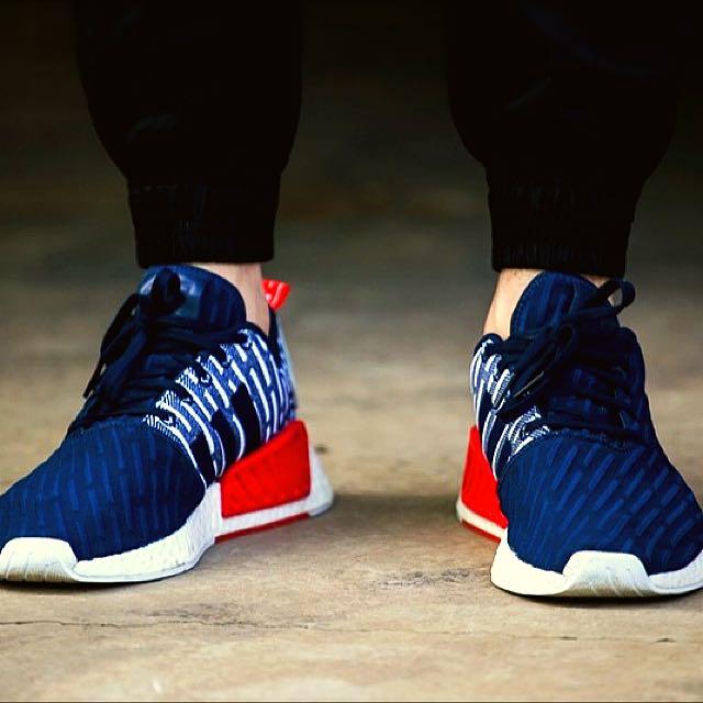 Adidas NMD R2 PK BB2952, Men's Fashion