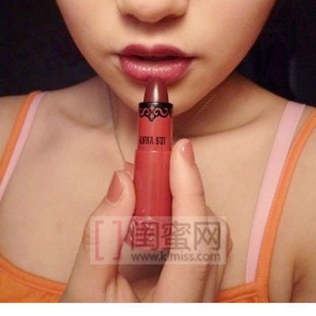 徵 收🙏Anna Sui 唇膏461 薔薇炫彩唇膏 安娜蘇
