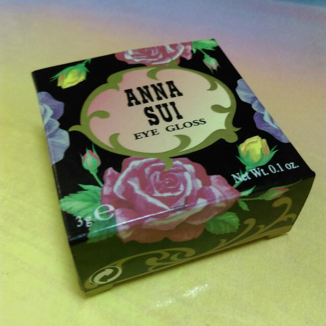 Anna Sui Eye Gloss