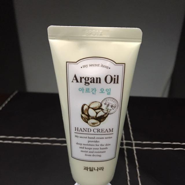Argan Oil Hand Cream