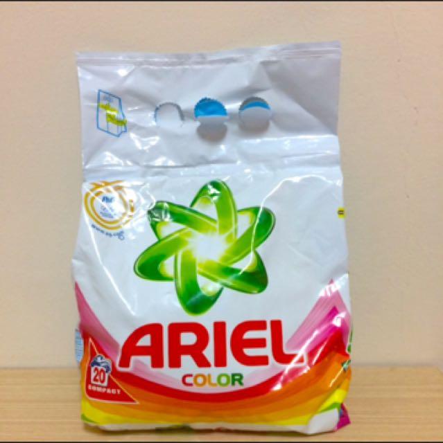 ARIEL COLOR 增豔洗衣粉-潔淨/去漬/亮白 洗衣粉