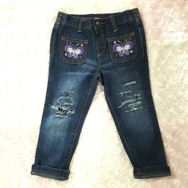 Authentic Cherokee Denim Jeans