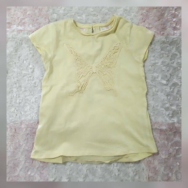 Authentic Zara Top Size: 18-24m