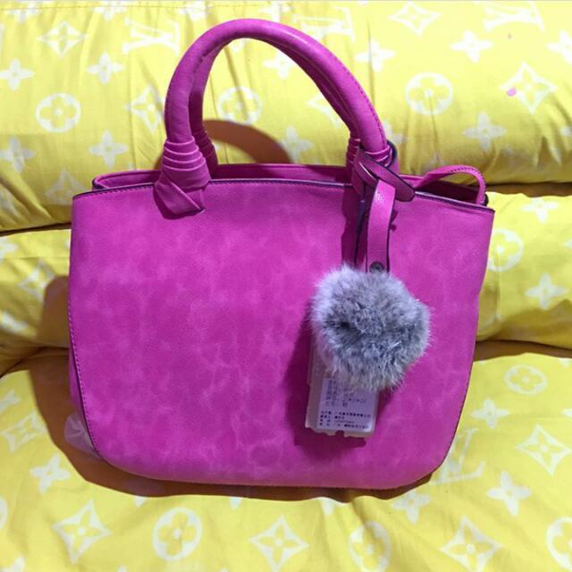 Bag Pompon