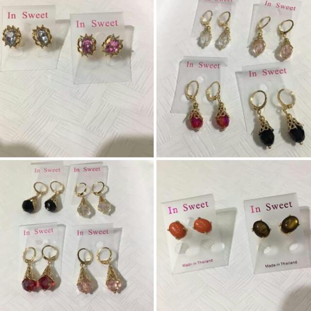 Bangkok Fashion Earrings
