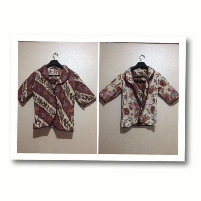 Batik 2 Sides