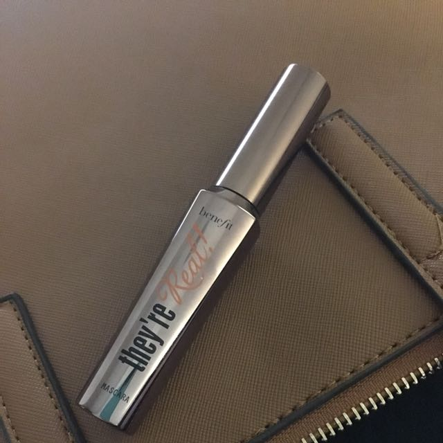 Benefit They're Rea Beyond brown Mascara